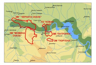 Protected sites in Madzharovo region