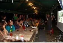 Презентация за египетския лешояд на природозащитната бригада Атанасовско езеро 2014