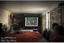 Презентация за египетския лешояд на Ломея 2014