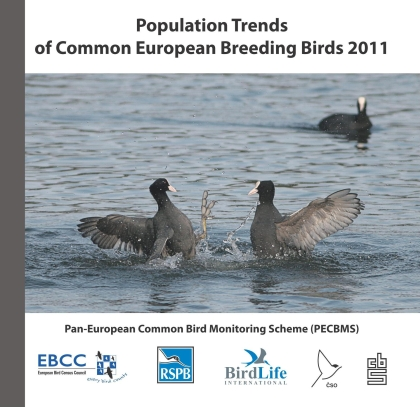Състояние на птиците в Европа 2011 г.