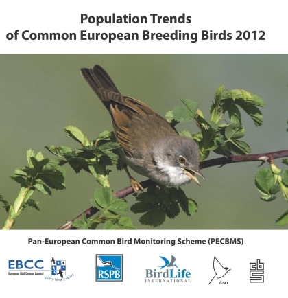 Състояние на птиците в Европа 2012 г.