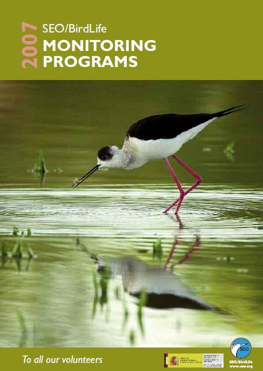 Състояние на птиците в Испания 2007
