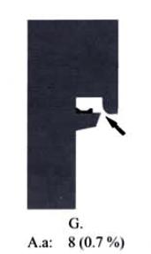 Типове места за гнездене на черен бързолет