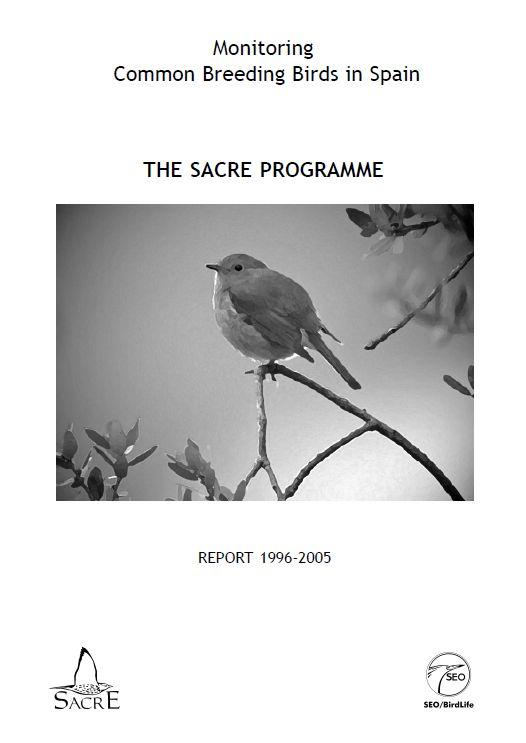Състояние на птиците в Испания 2005
