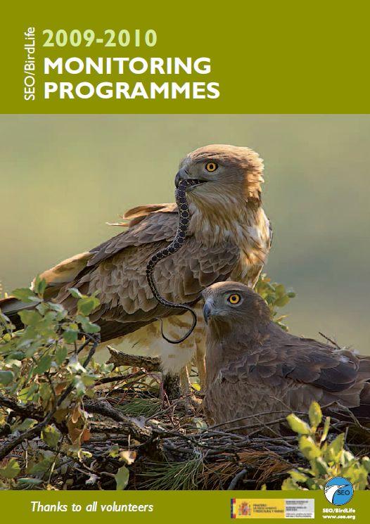 Състояние на птиците в Испания 2009-10