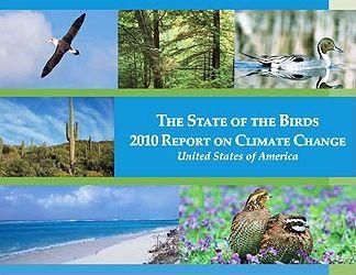 Състояние на птиците в САЩ 2010 - доклад за влиянието на климатичните промени