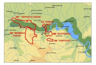 Защитени територии в района на Маджарово