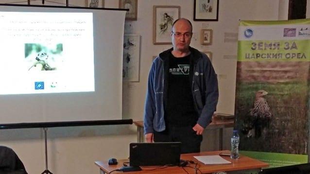 Проведе се обществено обсъждане на Плана за действие за опазване на европейския лалугер в България