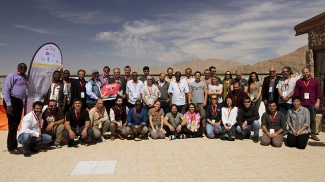 """Среща на партньорите по проекта """"Нова надежда за египетския лешояд"""" в Йордания"""