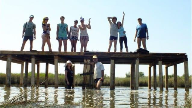 """Природозащитен лагер """"Атанасовско езеро"""" 2019"""