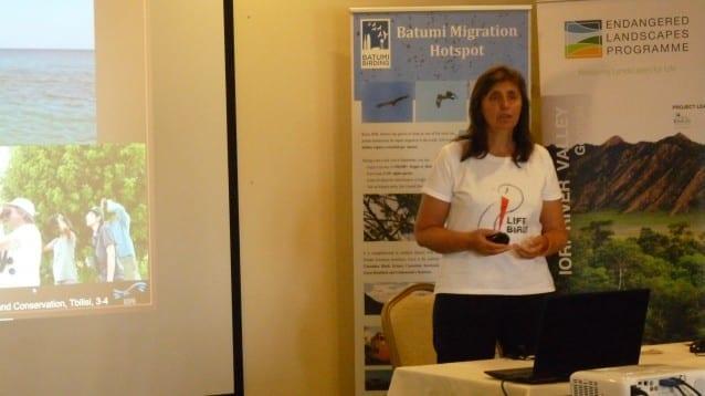 Български природозащитни организации участваха в конференция за опазването на природата в Грузия