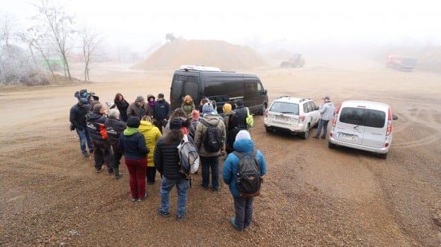 С посещение на две защитени зони от Натура 2000 бе дадено началото на активното участие на гражданите чрез науката в полза на природата