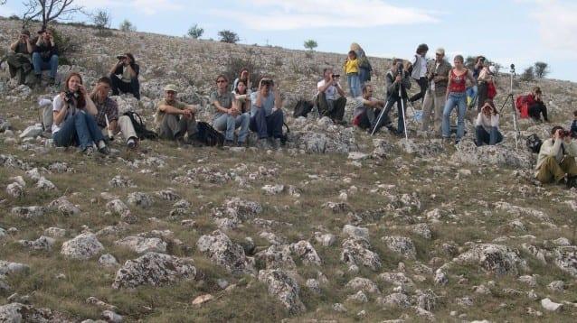 Над 100 човека ще вземат участие в обученията за разпознаване и наблюдение на птици