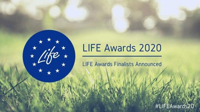 """Проектът ''Живот за царския орел'' номиниран за наградите """"LIFE"""""""