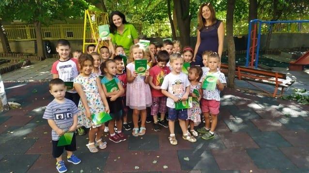 За малкия креслив орел учат 100 деца от Шумен