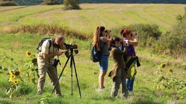 160 вида птици наблюдава екипът на SmartBirds по време на Световния уикенд за наблюдение на птици