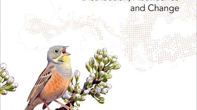 Публикуван е новият Европейски атлас на гнездящите птици – резултат от най-мащабното проучване на птиците на Стария континент