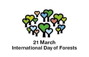 Лого Международен ден на горите